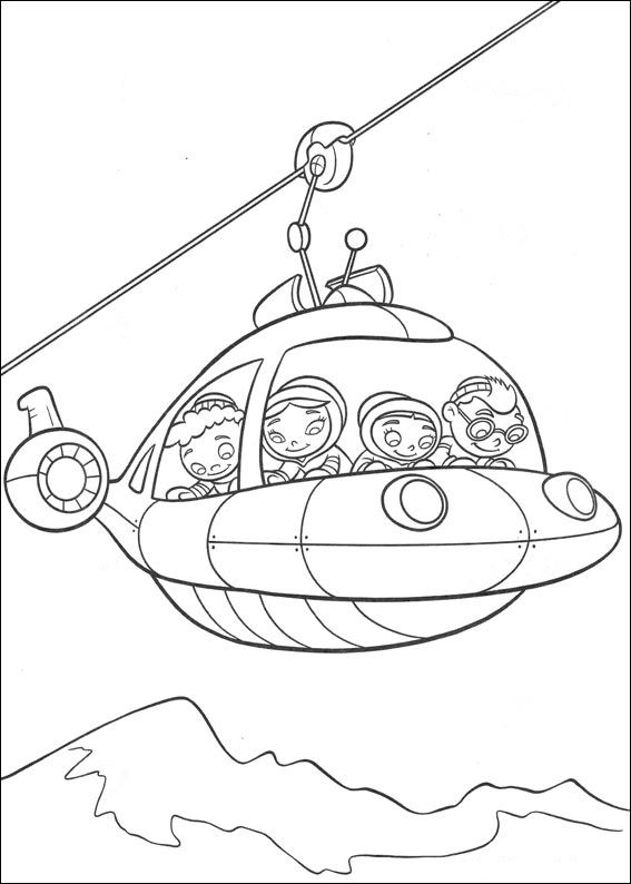 567x794 Kids N Coloring Pages Of Little Einsteins