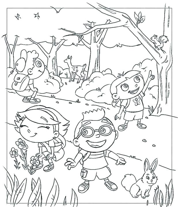 618x718 Little Einsteins Coloring Pages Little Coloring Pages Little