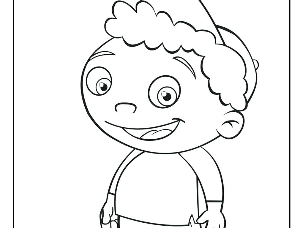 1020x768 Little Einsteins Coloring Pages Here Are Some Printable Coloring