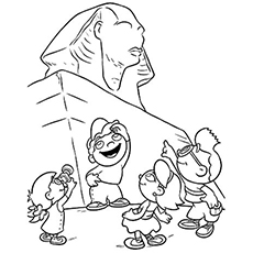 230x230 Top Free Printable Little Einsteins Coloring Pages Online