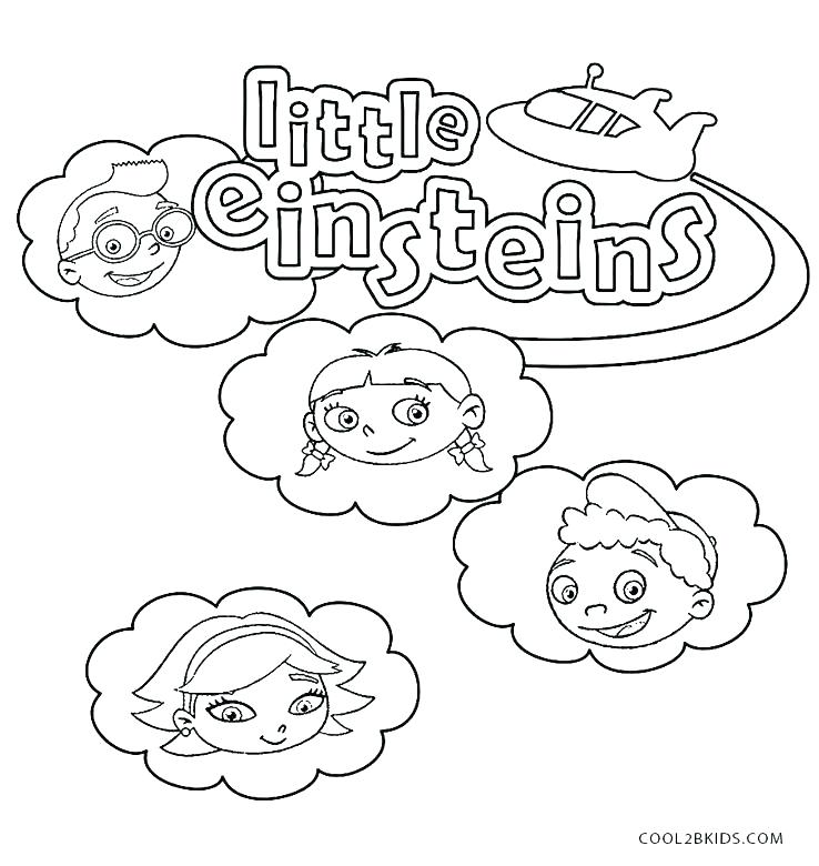 738x780 Little Einstein Coloring Pages Best Of Little Coloring Pages