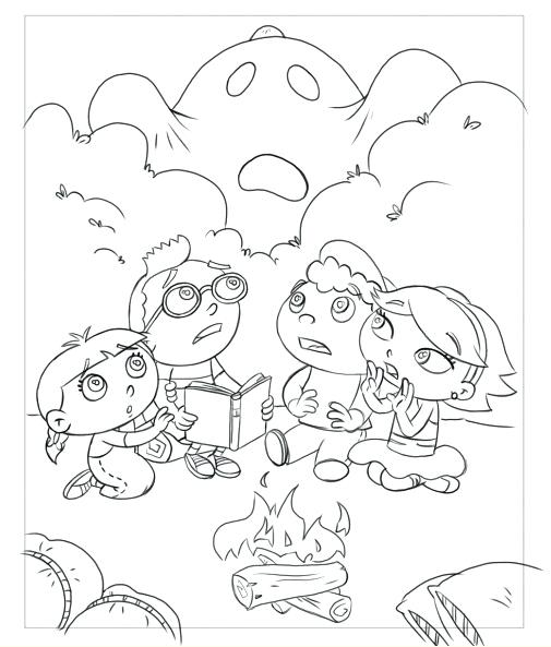 505x593 Printable Little Coloring Pages Free Free Coloring Little Coloring