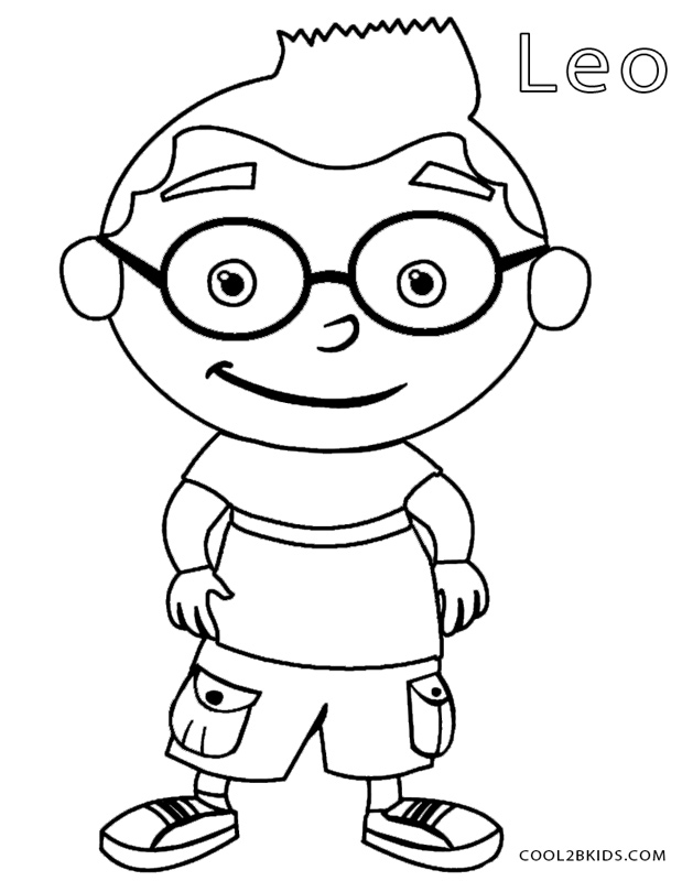 619x800 Printable Little Einsteins Coloring Pages For Kids