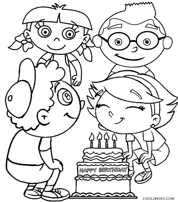 705x800 Printable Little Einsteins Coloring Pages For Kids