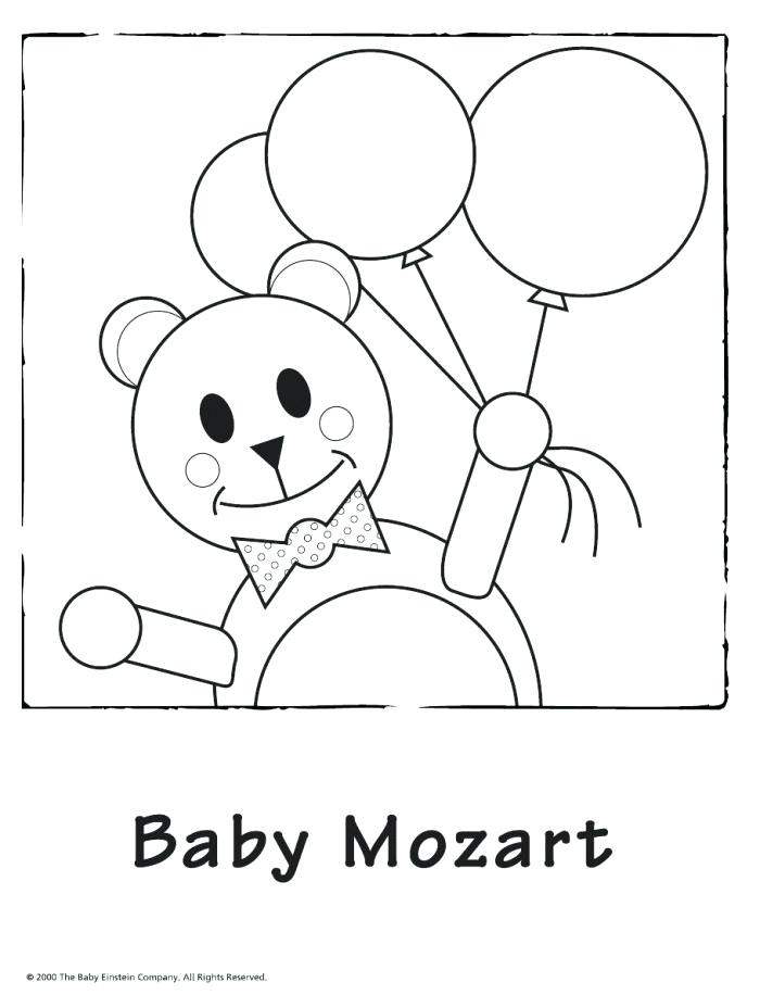 700x916 Coloring Pages Baby Einstein Ba Einstein Coloring Pages Ba