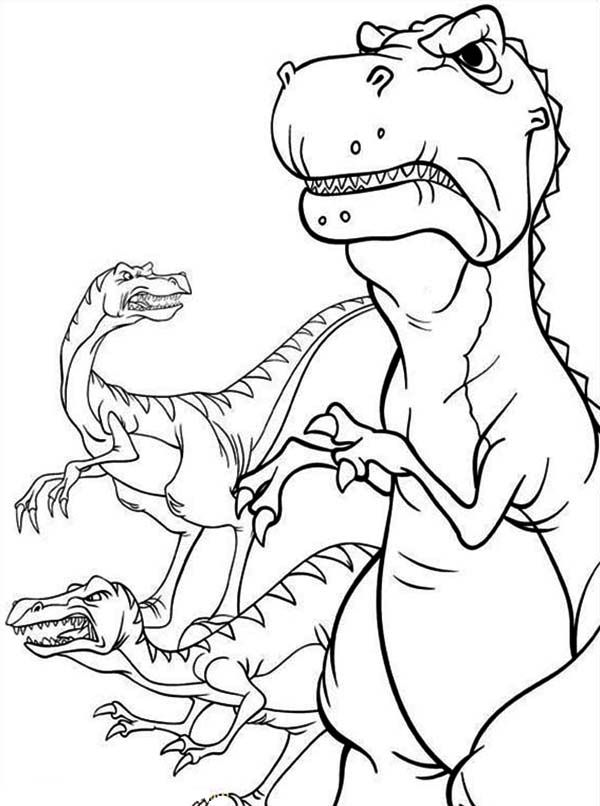 Little Foot Coloring Pages