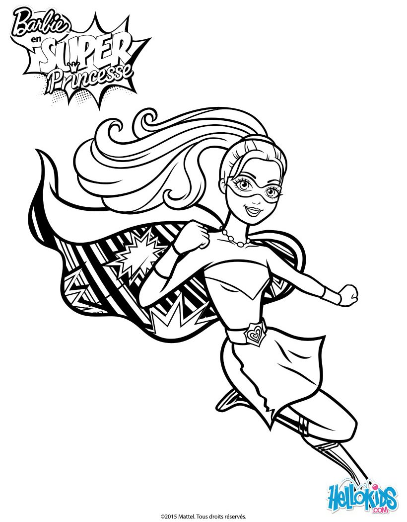 820x1050 Barbie Coloring Pages Free Online Games Ballerina Princess Simple