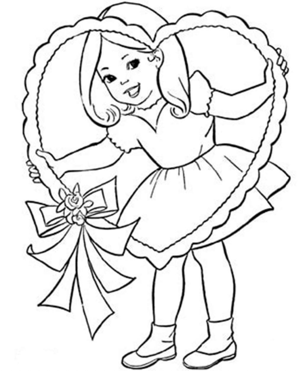 1024x1253 Little Girl Coloring Pages Photo High Resolution Ballerina
