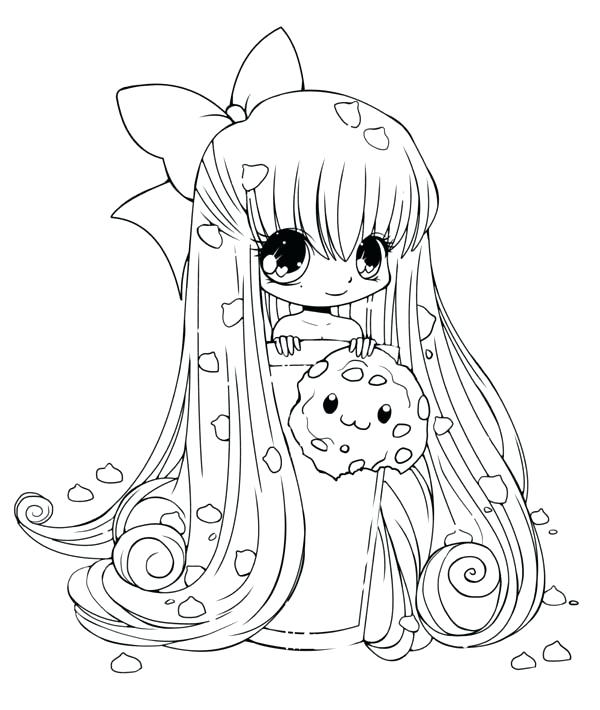 600x710 Cute Girl Coloring Pages Cute Girl Coloring Page Coloring Pages