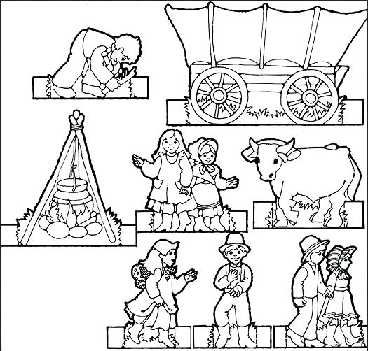 525x502 Little House In The Big Woods Coloring Pages Then Marvellous