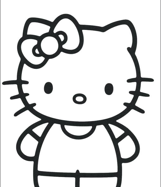 518x600 Kid Coloring Pages Simple Sketches For Kids Coloring Pages