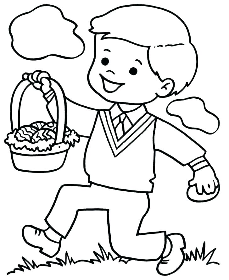 728x891 Kids Coloring Pages Kids Coloring Little Boy Coloring Pages Little