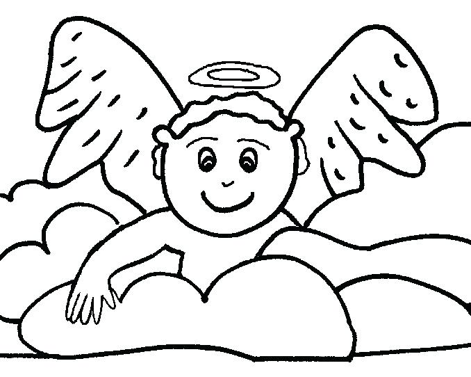 678x542 Little Boy Coloring Pages Kids Drawing Sheets Drawing Sheet