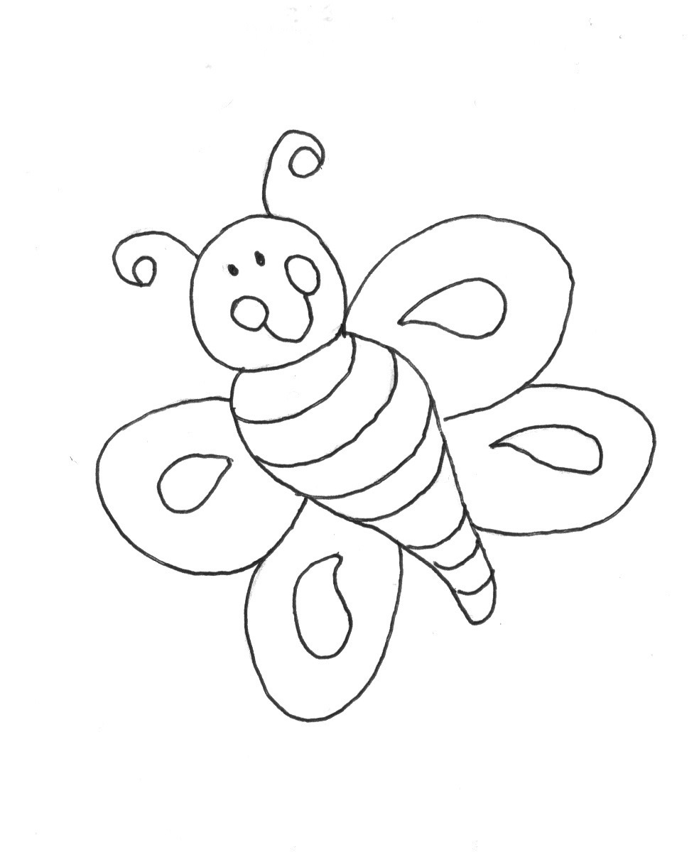 984x1200 Free Printable Kids Coloring Pages