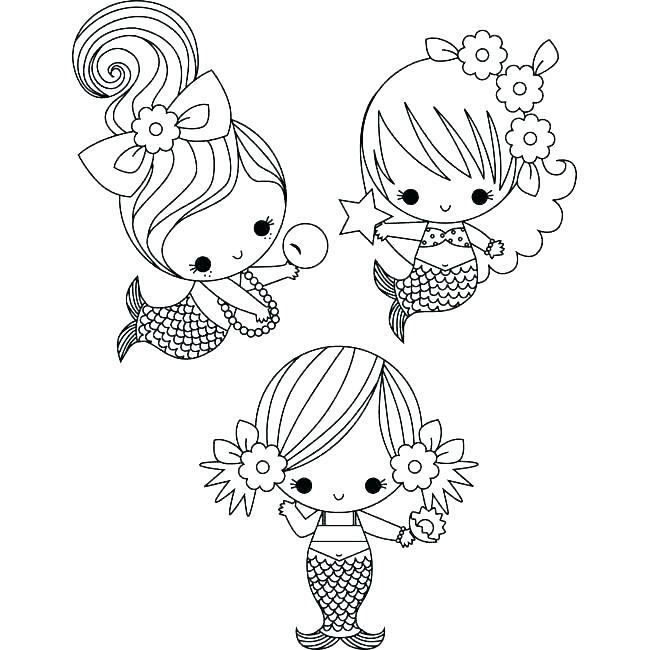 650x650 Free Mermaid Coloring Pages Best Mermaid Coloring Ideas On Mermaid