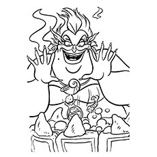 Little Mermaid Coloring Pages at GetDrawings.com | Free for ...