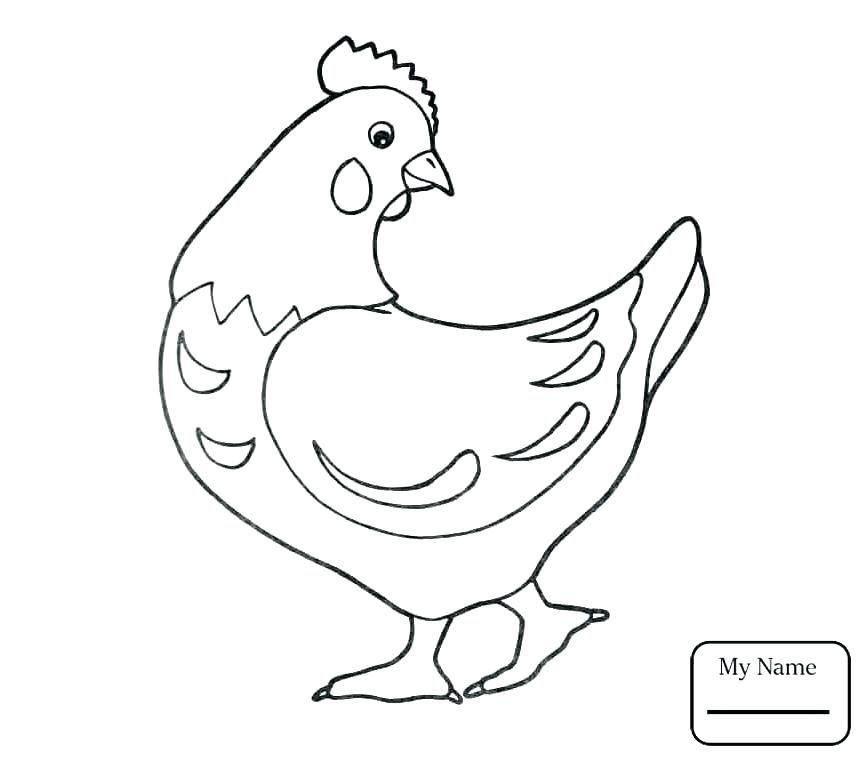 867x761 Little Red Hen Worksheet Printable Hens Coloring Pages Fashion