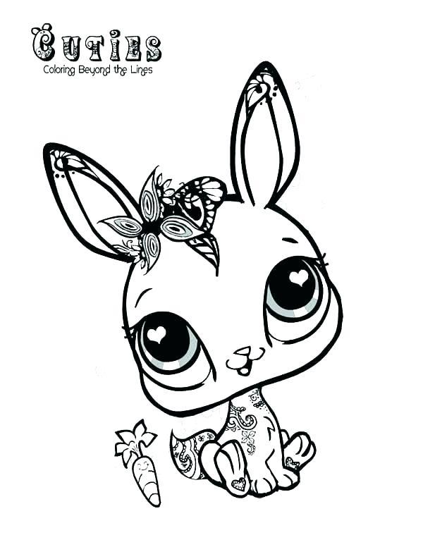 600x776 Little Pet Shop Coloring Pages Littlest Pet Shop Coloring Pages
