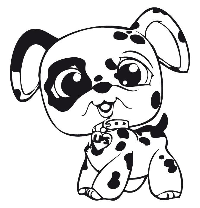 674x700 Littlest Pet Shop Coloring Pages