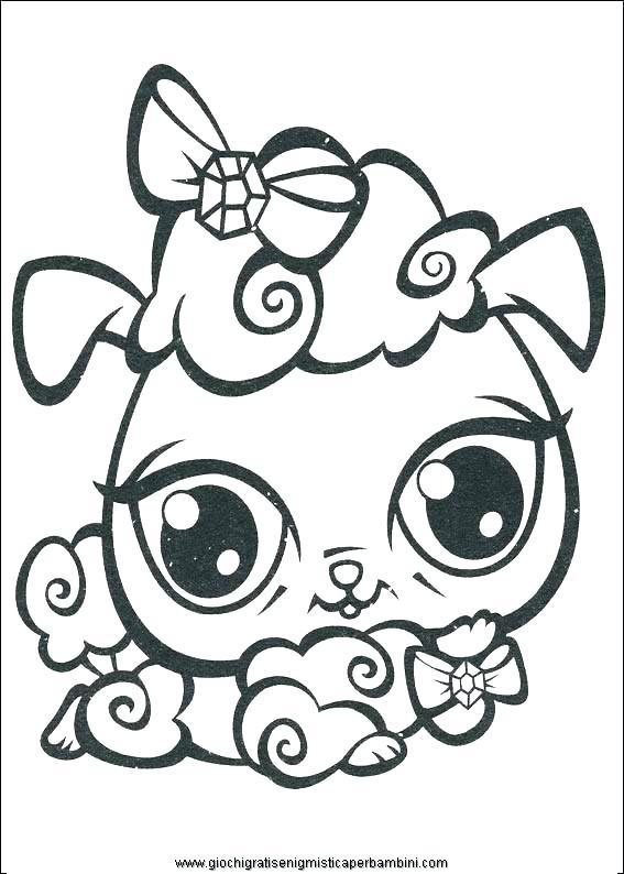 567x794 Littlest Pet Shop Coloring Pages Free Littlest Pet Shop Coloring