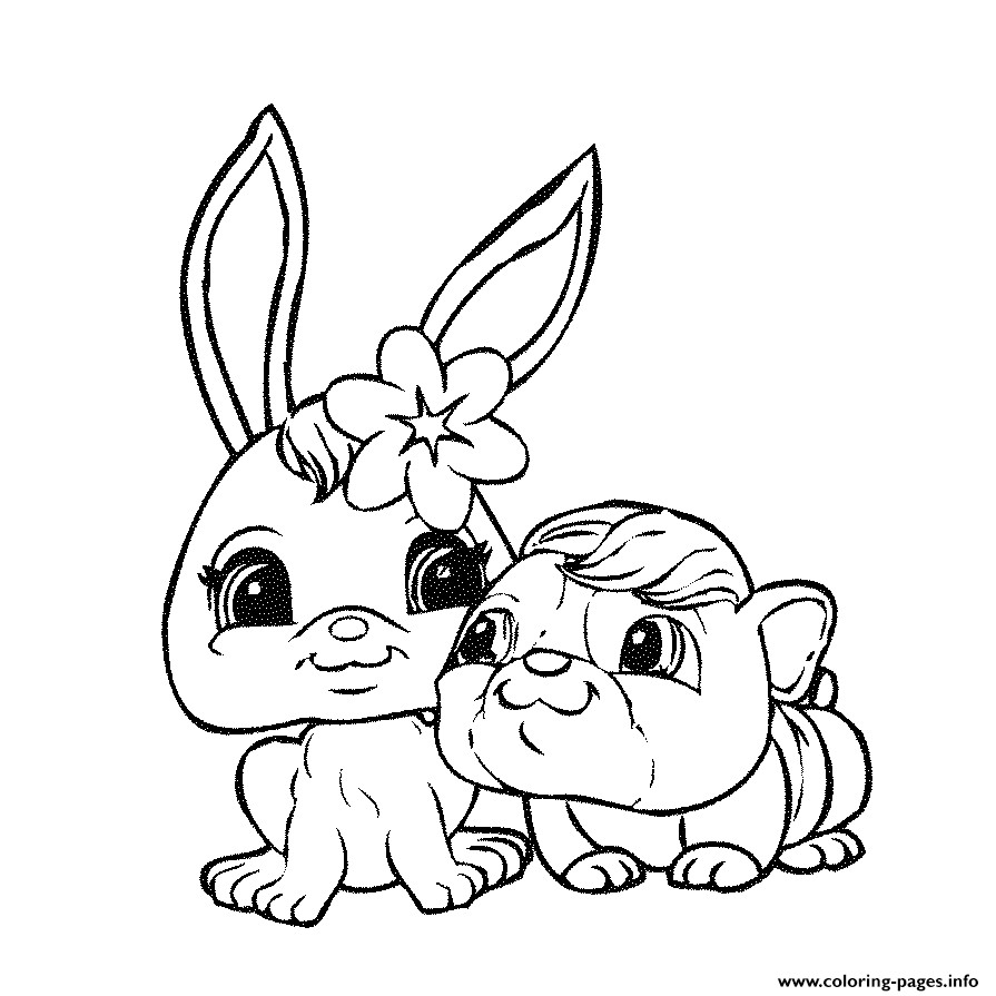 895x895 Lps Coloring Book Pages New Littlest Pet Shop Coloring Pages Free