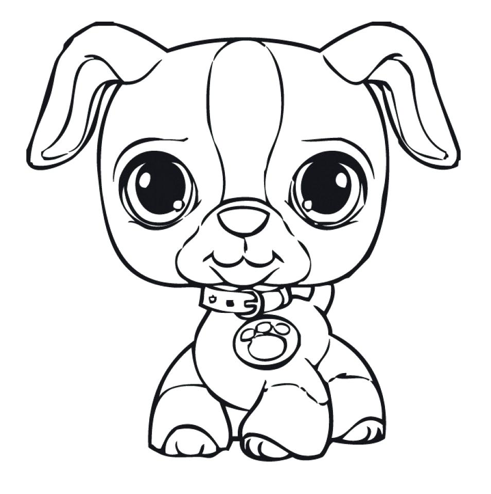 954x960 Coloring Pages Littlest Pet Shop Coloring Pages Free Printable
