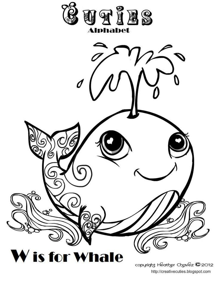 Littlest Pet Shop Cuties Coloring Pages