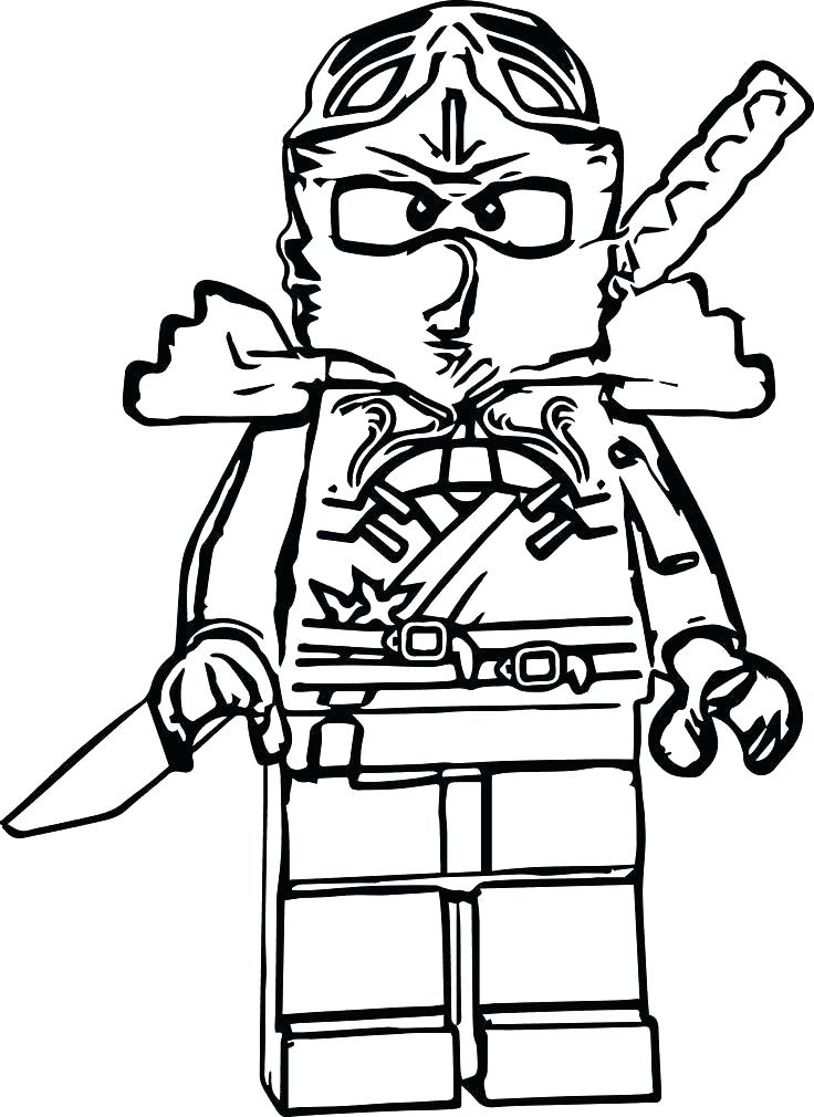 736x1010 Ninjago Lloyd Coloring Pages Also Simple Coloring Pages Kids Image