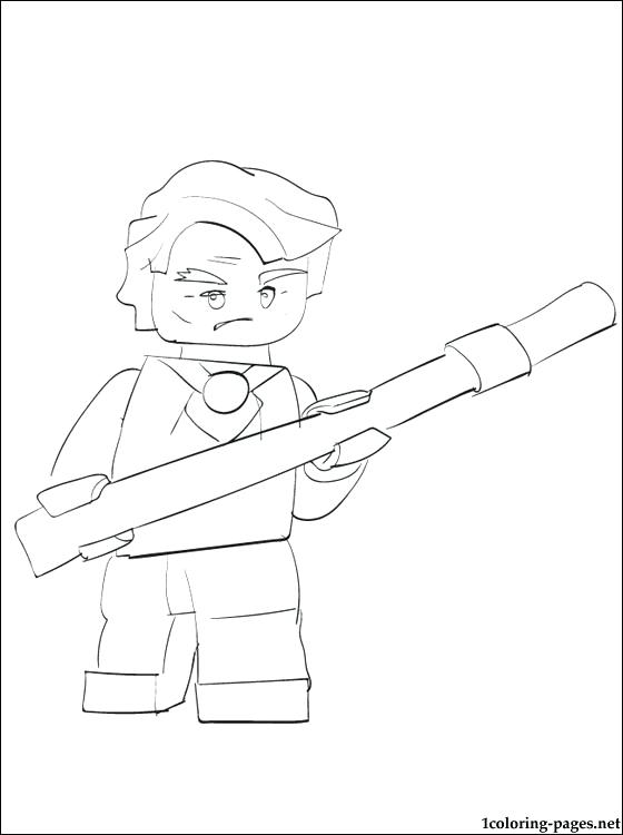 560x750 Lego Ninjago Lord Garmadon Coloring Pages