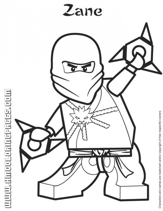570x737 Ninjago Coloring Pages Lord Garmadon Coloring Page Lego Ninjago