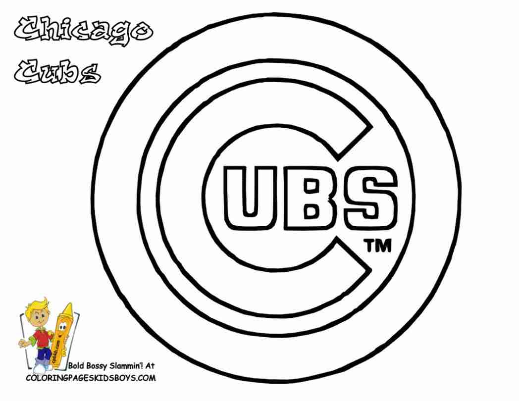 1048x810 Excellent Mlb Baseball Logos Coloring Pages For Kids Major League