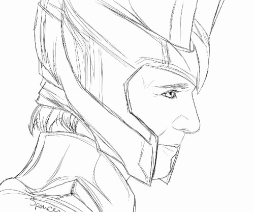 500x416 Avengers Coloring Pages Loki Images Loki Coloring Pages