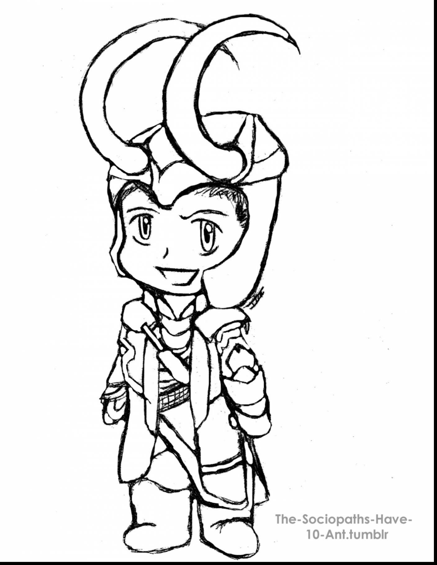 Loki Coloring Pages at GetDrawings com | Free for personal use Loki