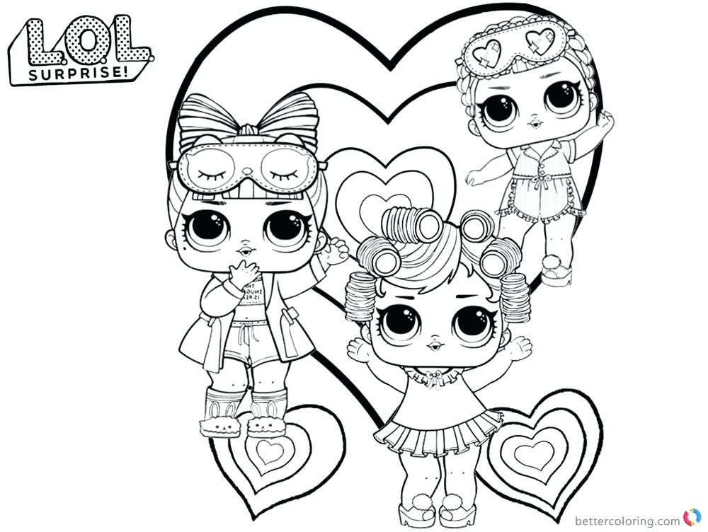 Lol Coloring Pages At Getdrawings Free Download