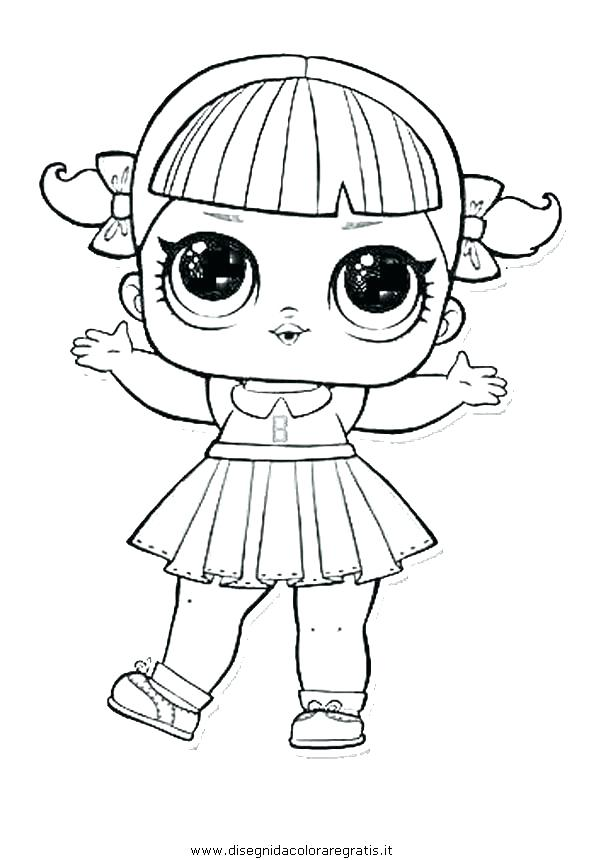 596x860 Lol Doll Coloring Pages