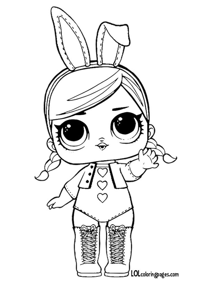 750x980 Hops Series Coloring Page Lol Surprise Doll Coloring Pages, Lol
