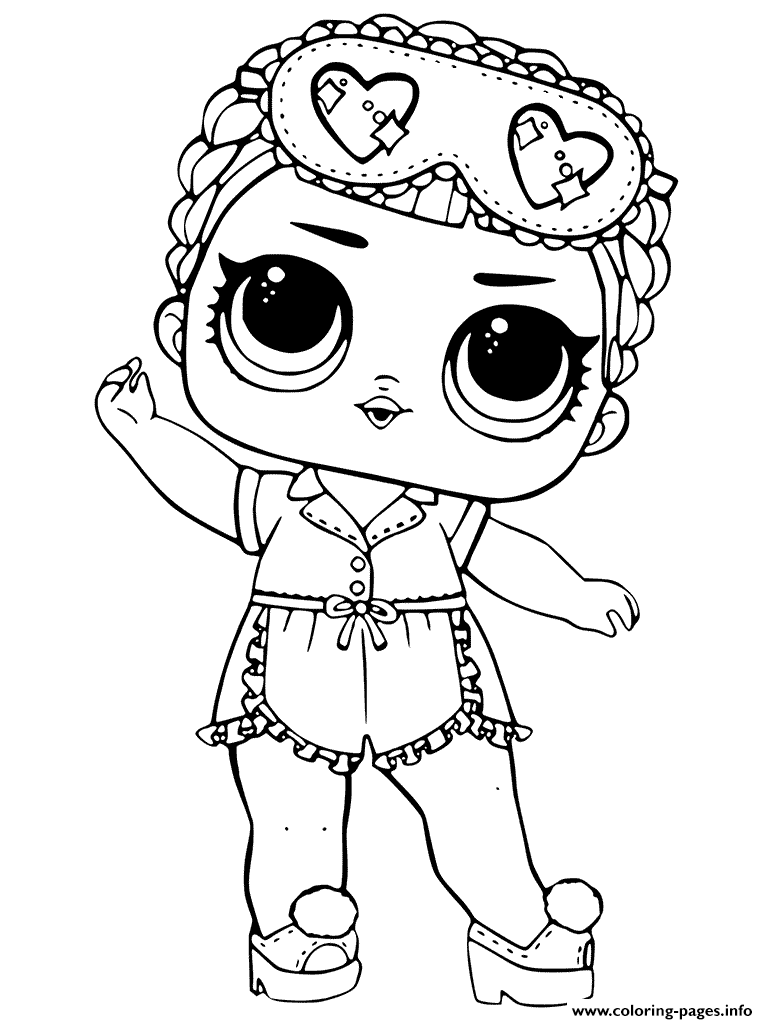image about Lol Doll Printable identify Lol Dolls Printable Coloring Webpages at  Free of charge