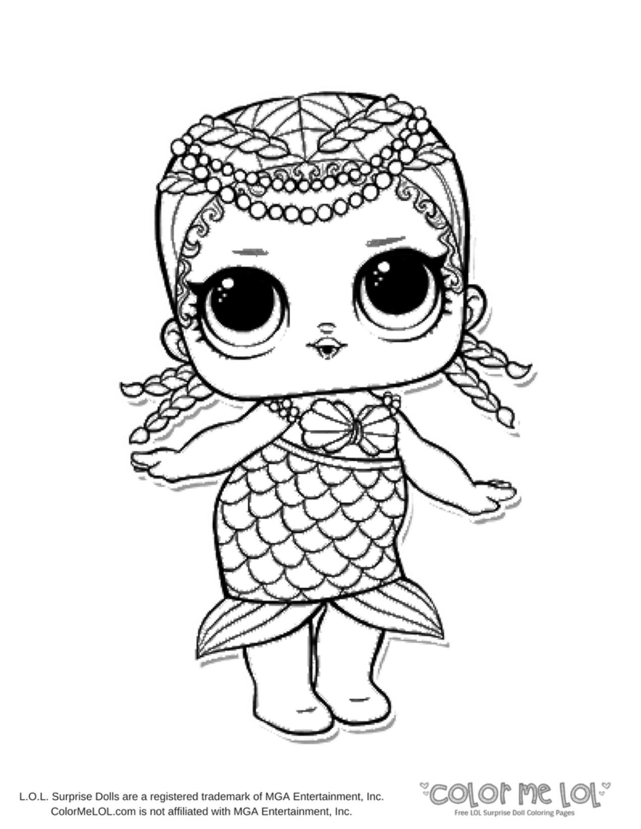 picture relating to Lol Doll Printable identified as Lol Dolls Printable Coloring Webpages at  Cost-free