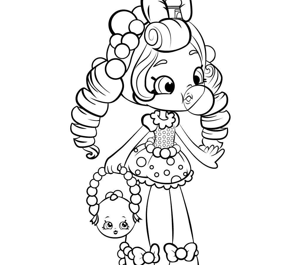 1024x900 Lol Doll Coloring Pages Gallery Free Coloring Pages Download