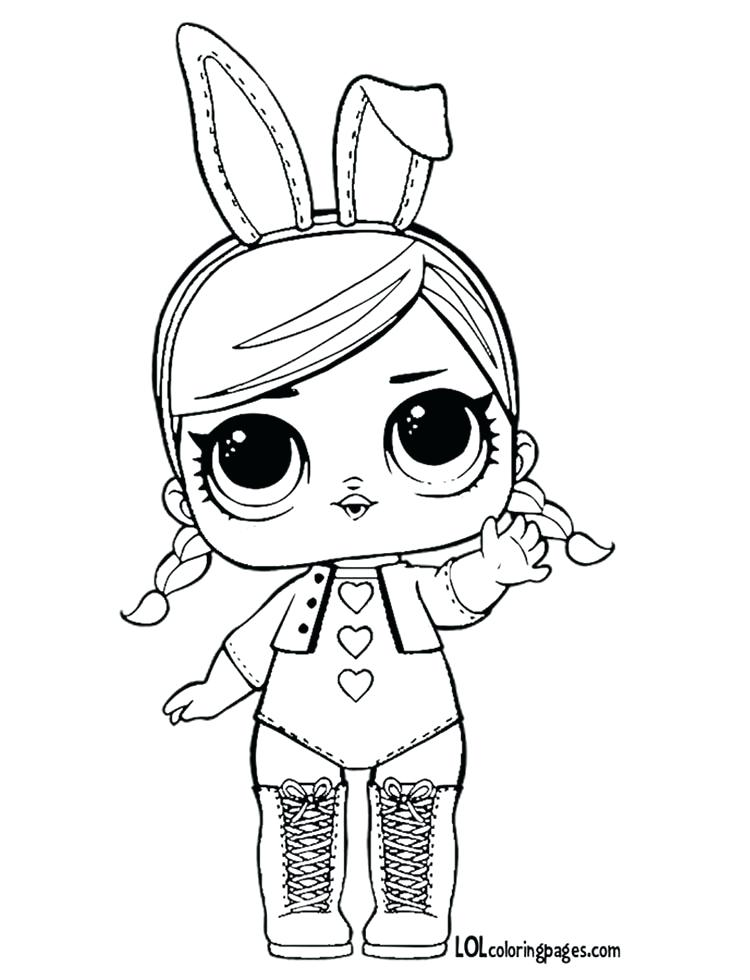 Lol Surprise Doll Coloring Pages at GetDrawings | Free ...