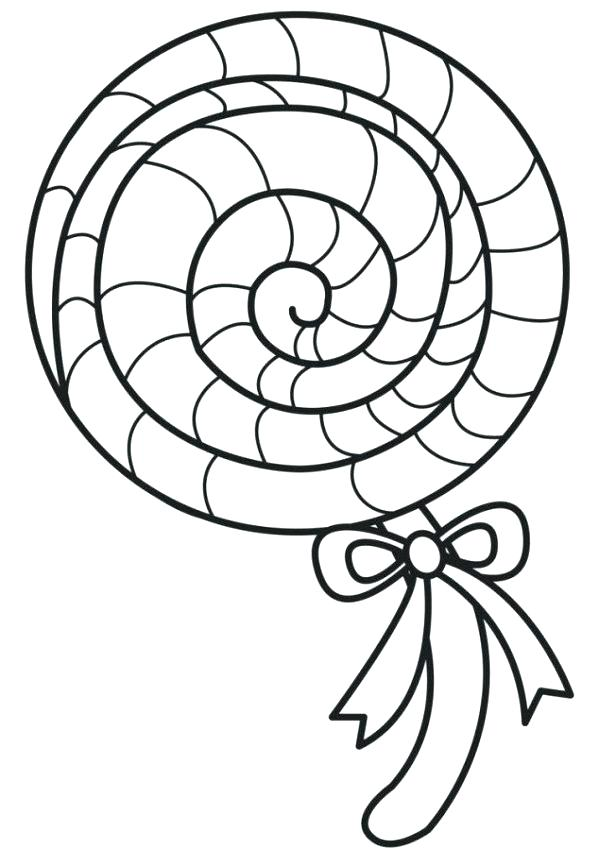 599x850 Lollipop Coloring Page Here Are Lollipop Coloring Page Pictures
