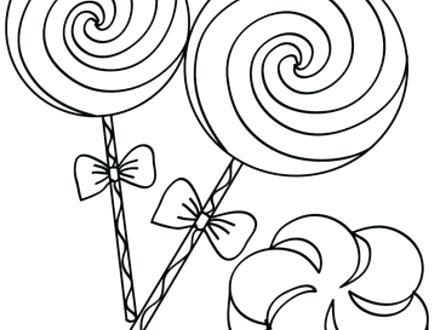 440x330 Lollipop Coloring Pages Big Lollipops Coloring Pages Save Me