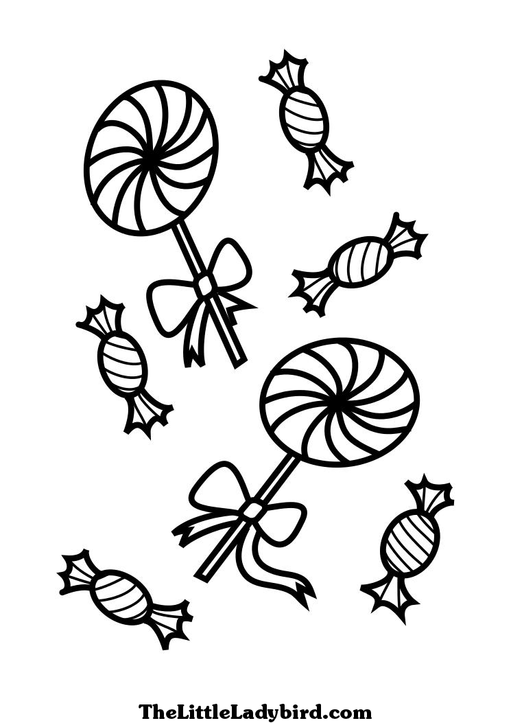745x1053 Lollipop Coloring Pages To Print Coloring Page Of Lollipops