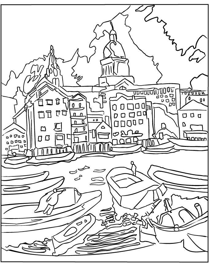 684x864 Great Fire Of London Coloring Pages