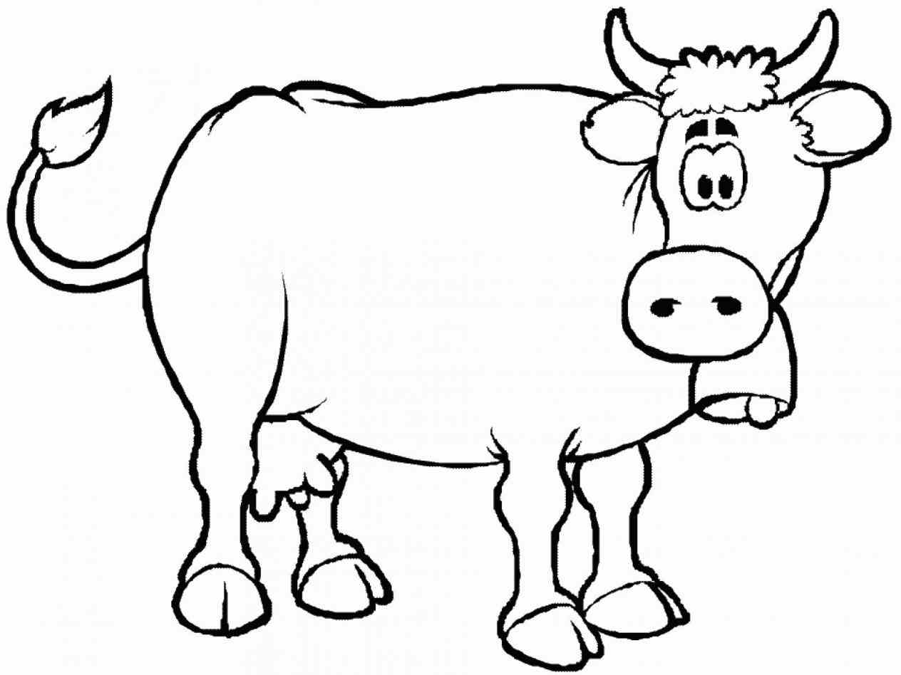 1264x948 Longhorn Cow Coloring Page Image Clipart Images