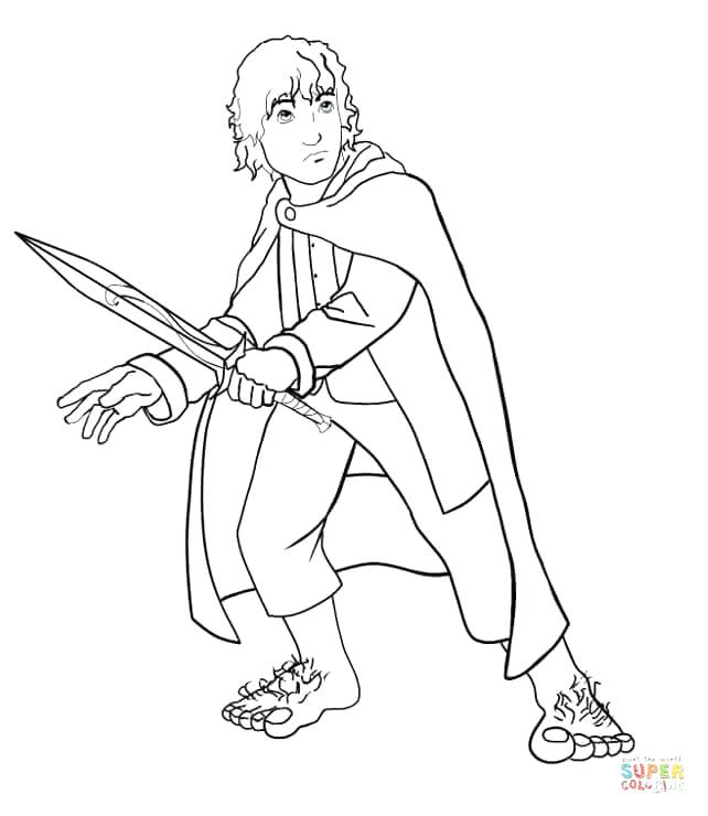 642x740 Lotr Coloring Pages Lord Of The Rings Coloring Pages Lord Rings