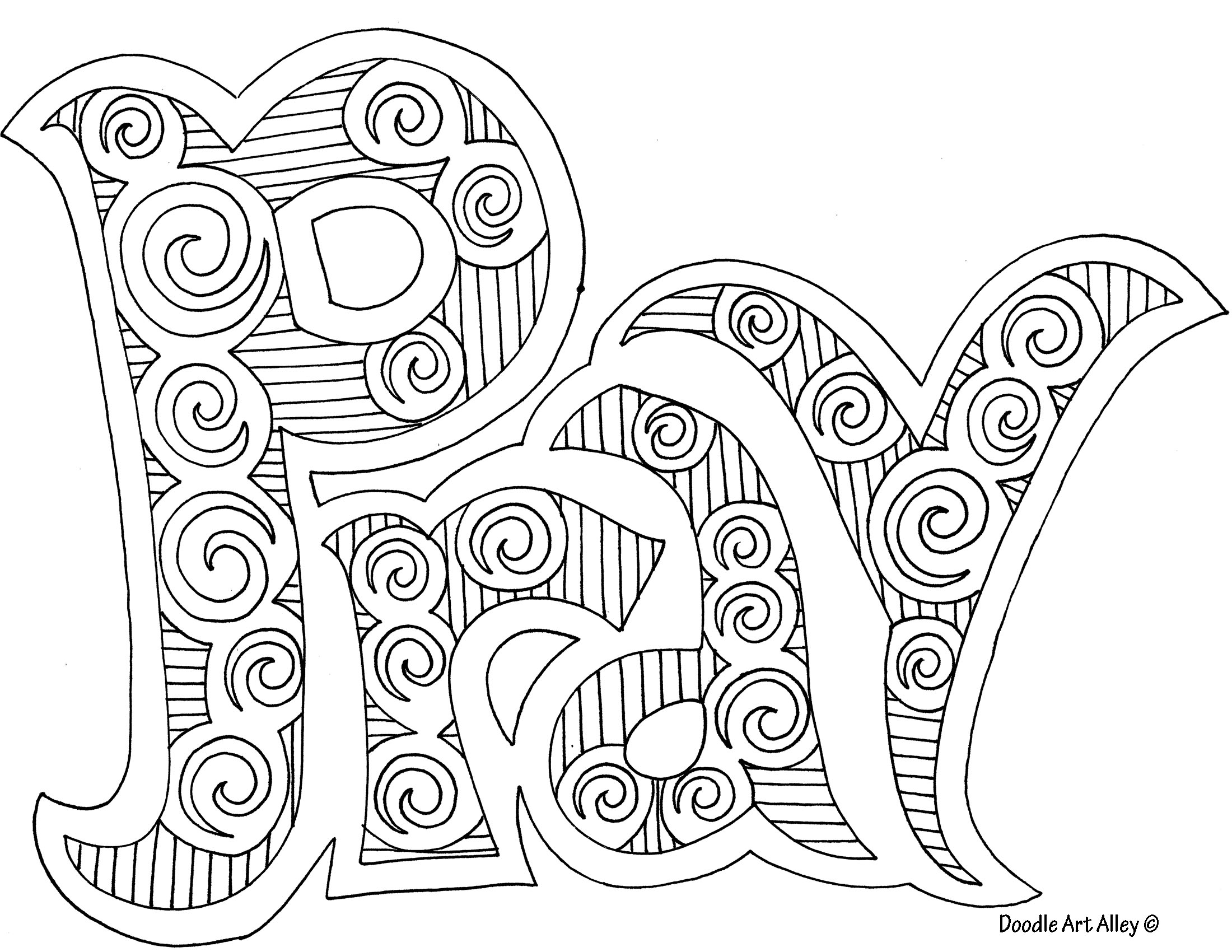 2200x1700 Pray Coloring Pages