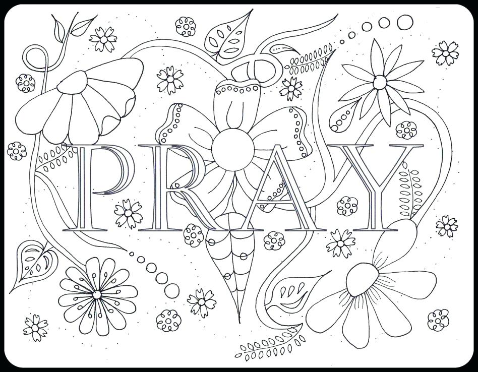 948x738 Prayer Coloring Pages Large Size Of Prayer Coloring Pages