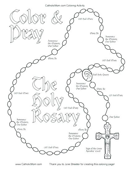 420x544 The Lords Prayer Coloring Pages Glory Be Prayer Coloring Page
