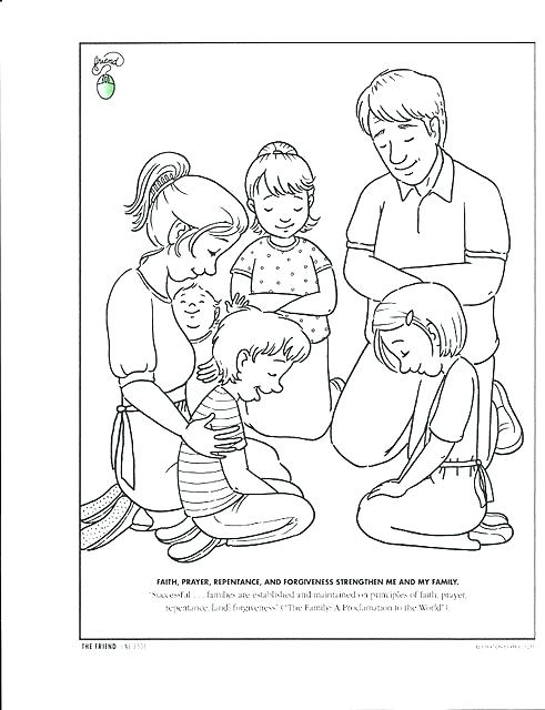 491x640 Prayer Coloring Pages